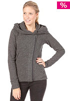 BENCH Womens Dobcross Hooded Zip black