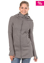 BENCH Womens Doris Knit Jacket smoked pearl