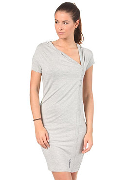 BENCH Womens Dorry Dress medium grey marl