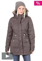 BENCH Womens Dusky Jacket grey