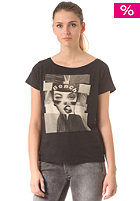BENCH Womens Eachmiss S/S T-Shirt jet black