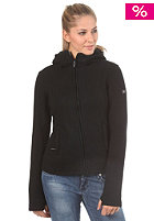 BENCH Womens Earby Knit Jacket black