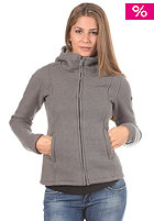 BENCH Womens Earby Knit Jacket smoked pearl
