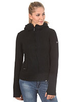 BENCH Womens Earby Knitted Sweat black
