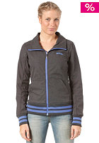 BENCH Womens Edale Jacket dark grey marl