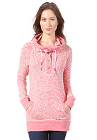 BENCH Womens Eildon Hooded Sweat rose red