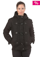 BENCH Womens Elami Jacket bench black marl
