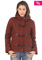 BENCH Womens Elami Jacket rum raisin