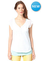 BENCH Womens Emmott S/S T-Shirt aruba blue