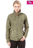 BENCH Womens Etherington  Jacket olivine
