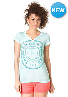 BENCH Womens Everbrom S/S T-Shirt blue haze