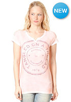 BENCH Womens Everbrom S/S T-Shirt mellow rose