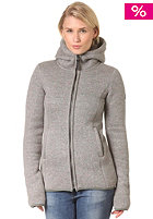 BENCH Womens Fairlawn Knit Jacket stormcloud marl