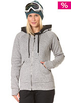 BENCH Womens Faithfull Hooded Jacket lunar rock