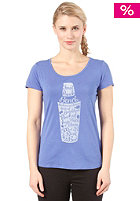 BENCH Womens Fargone S/S T-Shirt amparo blue