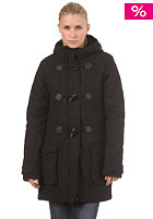 BENCH Womens Faroe Jacket bench black marl