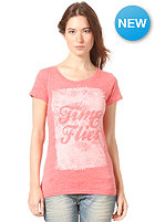 BENCH Womens Findon S/S T-Shirt bittersweet