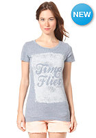 BENCH Womens Findon S/S T-Shirt china blue