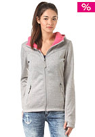 BENCH Womens Firecrackle B grey marl