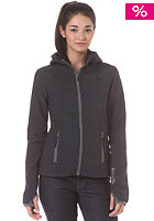 BENCH Womens Firehall Jacket jet black