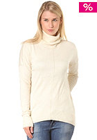 BENCH Womens Folkard Knit Sweat sleet marl