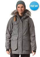 BENCH Womens Fourrun Jacket dark shadow
