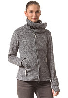 BENCH Womens Funnel H Sweat Jacket jet black marl