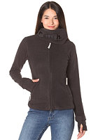 BENCH Womens Funnel Neck black grey
