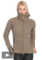 BENCH Womens Funnel Neck Sweatjacket bungee