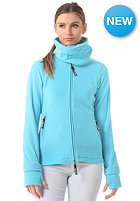 BENCH Womens Funnel Neck Sweatjacket river blue