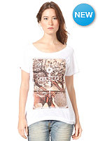 BENCH Womens Furze S/S T-Shirt BRIGHT WHITE