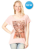 BENCH Womens Furze S/S T-Shirt mellow rose