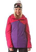 BENCH Womens Geeforce Jacket cerise