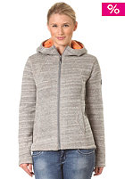 BENCH Womens Gladding Knit Jacket stormcloud marl