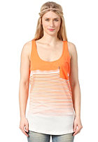 BENCH Womens Gradient Top nasturtium