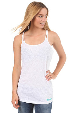 BENCH Womens Greyhound Top white