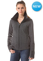 BENCH Womens Hallrule B Sweatjacket stormcloud marl