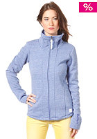 BENCH Womens Hallrule Sweat Jacket amparo blue