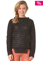BENCH Womens Halsall Knit Sweat black