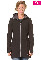 Womens Haphazard Jacket black