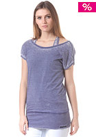BENCH Womens Hartha S/S T-Shirt deep cobalt