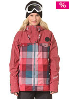 BENCH Womens Hayley Jacket tibetan red