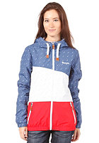 BENCH Womens Higgly  Jacket blue depths