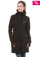 BENCH Womens Hooded Fleece black