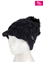Womens Hoot Beanie total eclipse