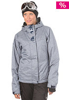 BENCH Womens Iddy Ice Jacket blues hatch