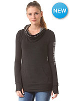 BENCH Womens Inclu II Sweatshirt jet black