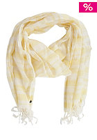 BENCH Womens Isled Scarf empire yellow