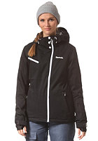 BENCH Womens Issential Jacket jet black