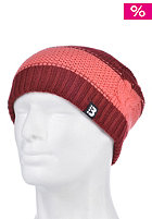 BENCH Womens Ivon Beanie tibetan red
